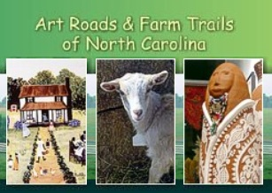 Art Roads and Farm Trails of North Carolina